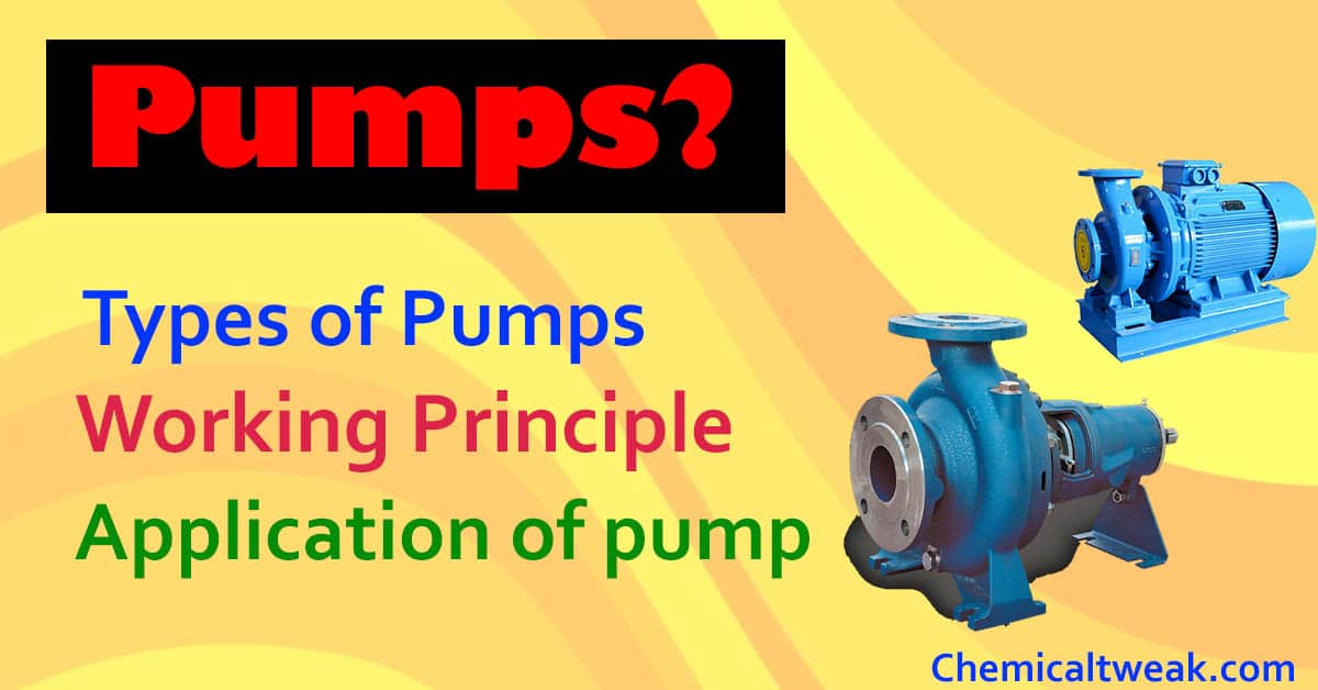 types of pumps types of industrial pumps