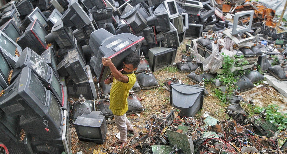 What is E-waste and why is it a problem