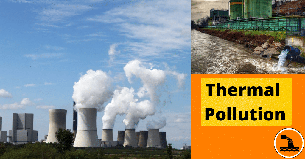 Thermal pollution definition